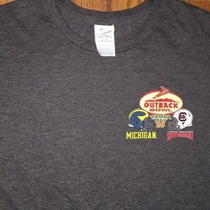 New 2018 Outback Bowl T-Shirt